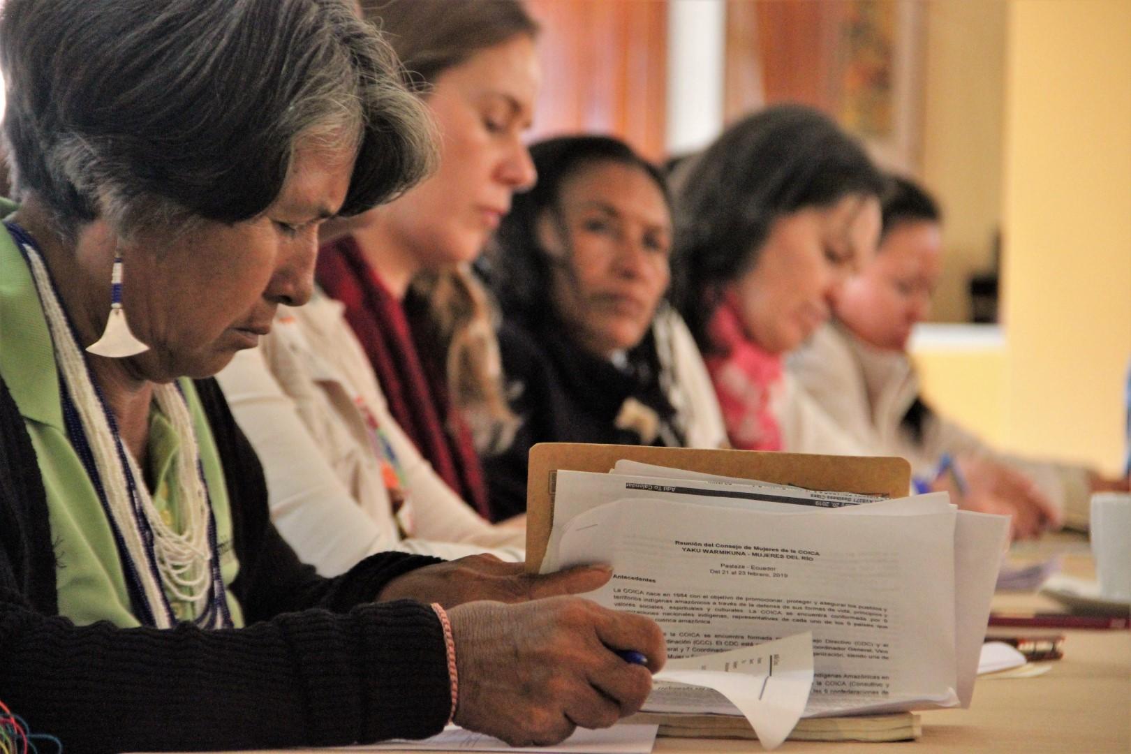 FOTO Reunicón consejo de género, mujeres y familia de COICA (60) (Large).JPG