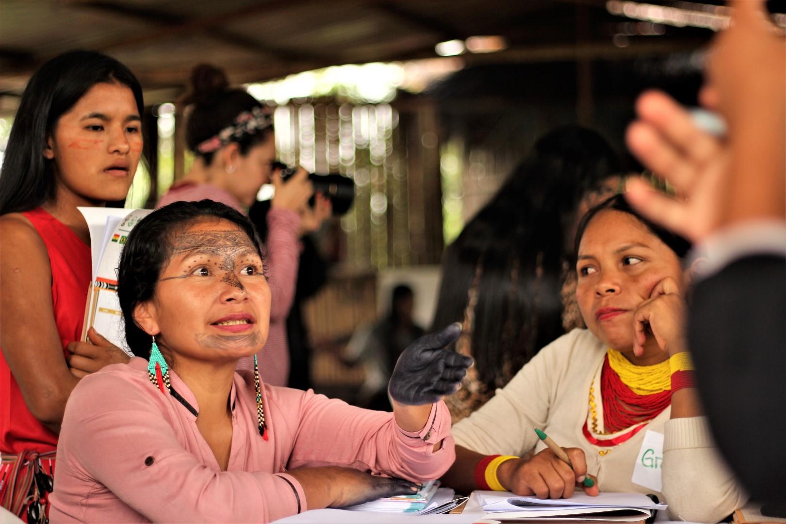 FOTO Reunicón consejo de género, mujeres y familia de COICA (85) (Large).JPG