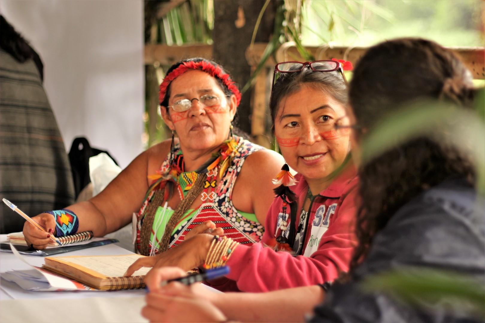 FOTO Reunicón consejo de género, mujeres y familia de COICA (93) (Large).JPG