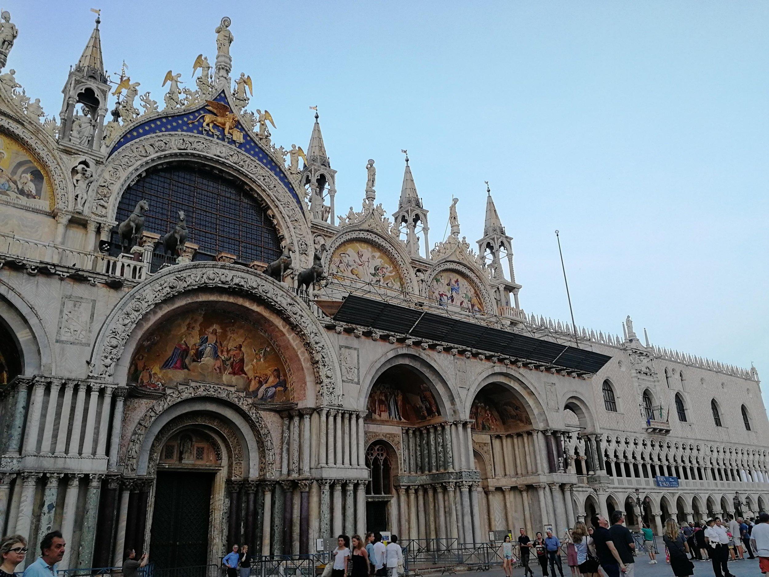 Basilica di San Marco again