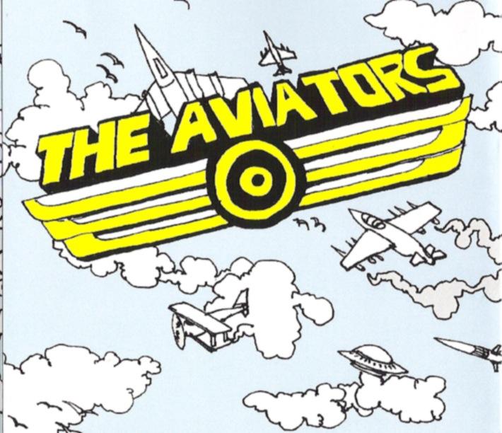 The Aviators - Selftitled.jpg