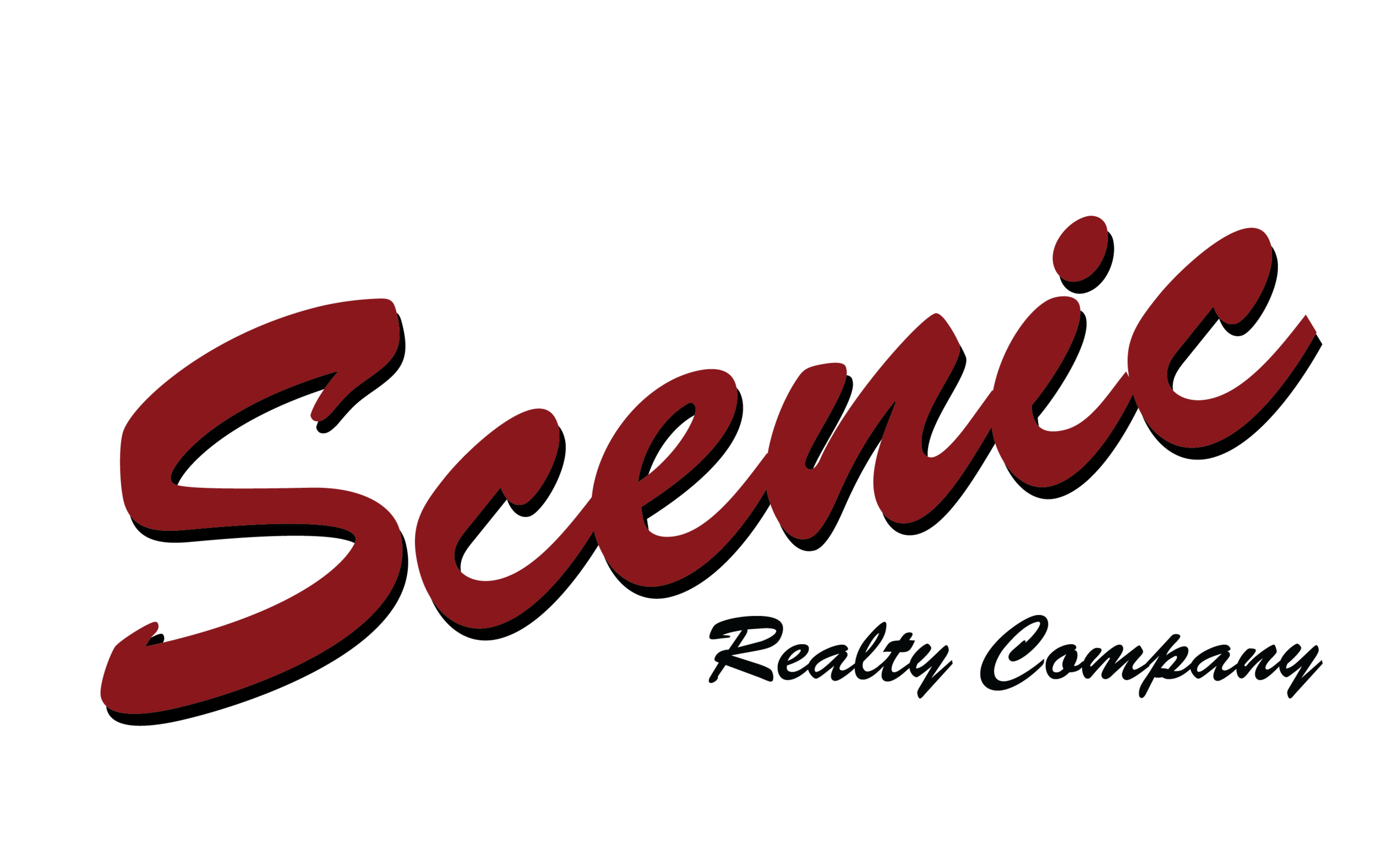 Scenic Realty Co. Logo