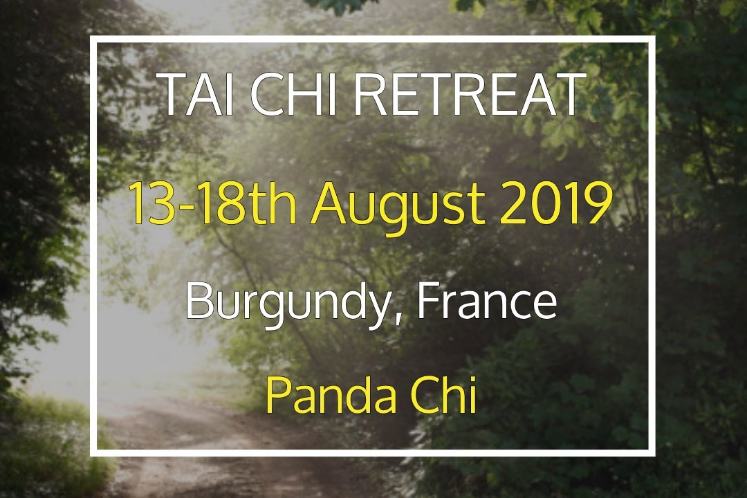 Self-Realisation Tai Chi Retreat - 13 Aug, 2019 15:30 - 18 Aug, 2019 14:30In this training you are invited to experience a deeper understanding of yourself and the relationship to the world we all live in, through movement and meditation. The tools are Qi gong, Tai Chi, Meditation and Sacred Chakra Work. The result is an intense sense of freedom.Location: Chateau de LaSalle (map)