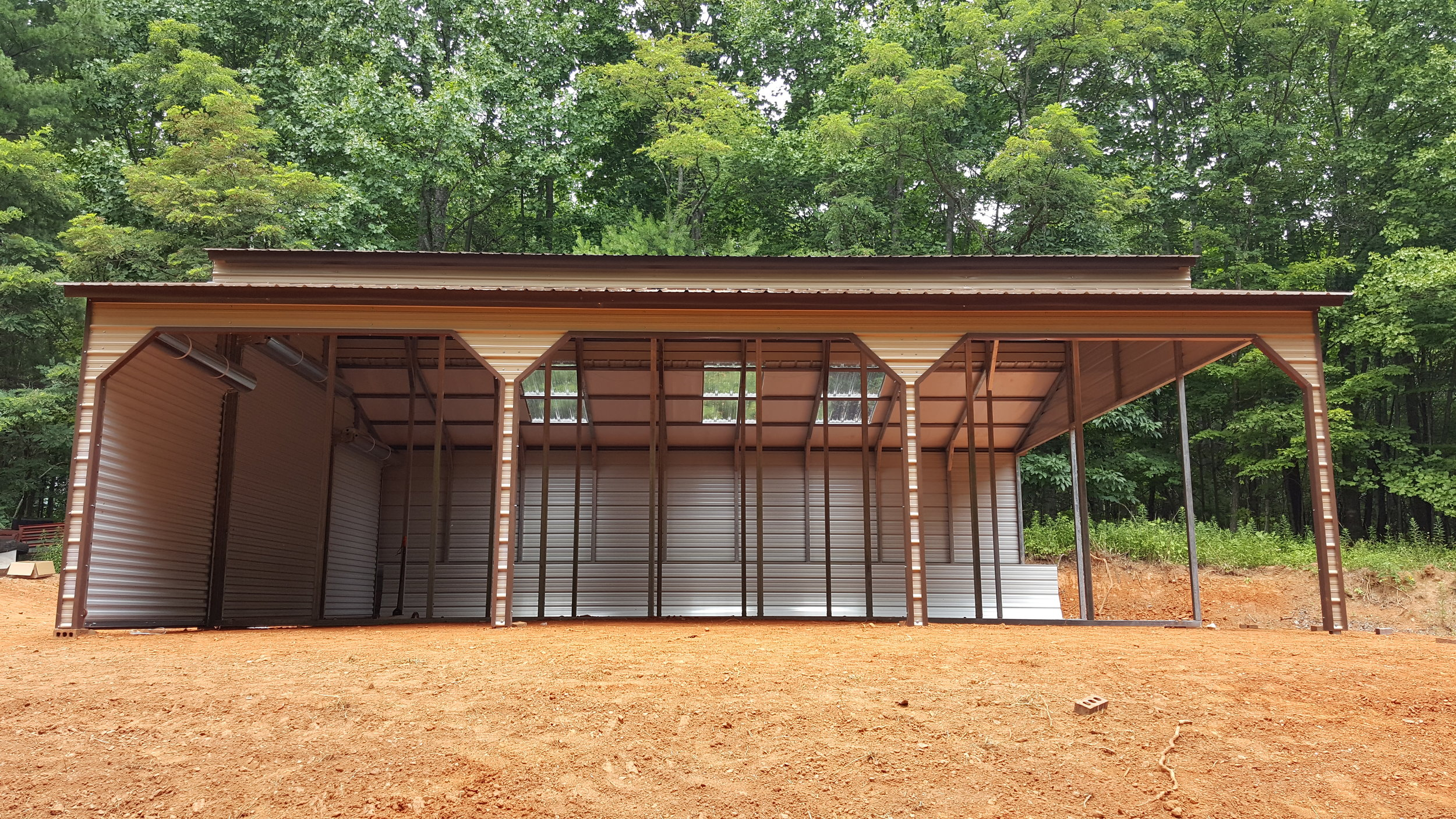 Horse Barns Five Star Metal Buildings