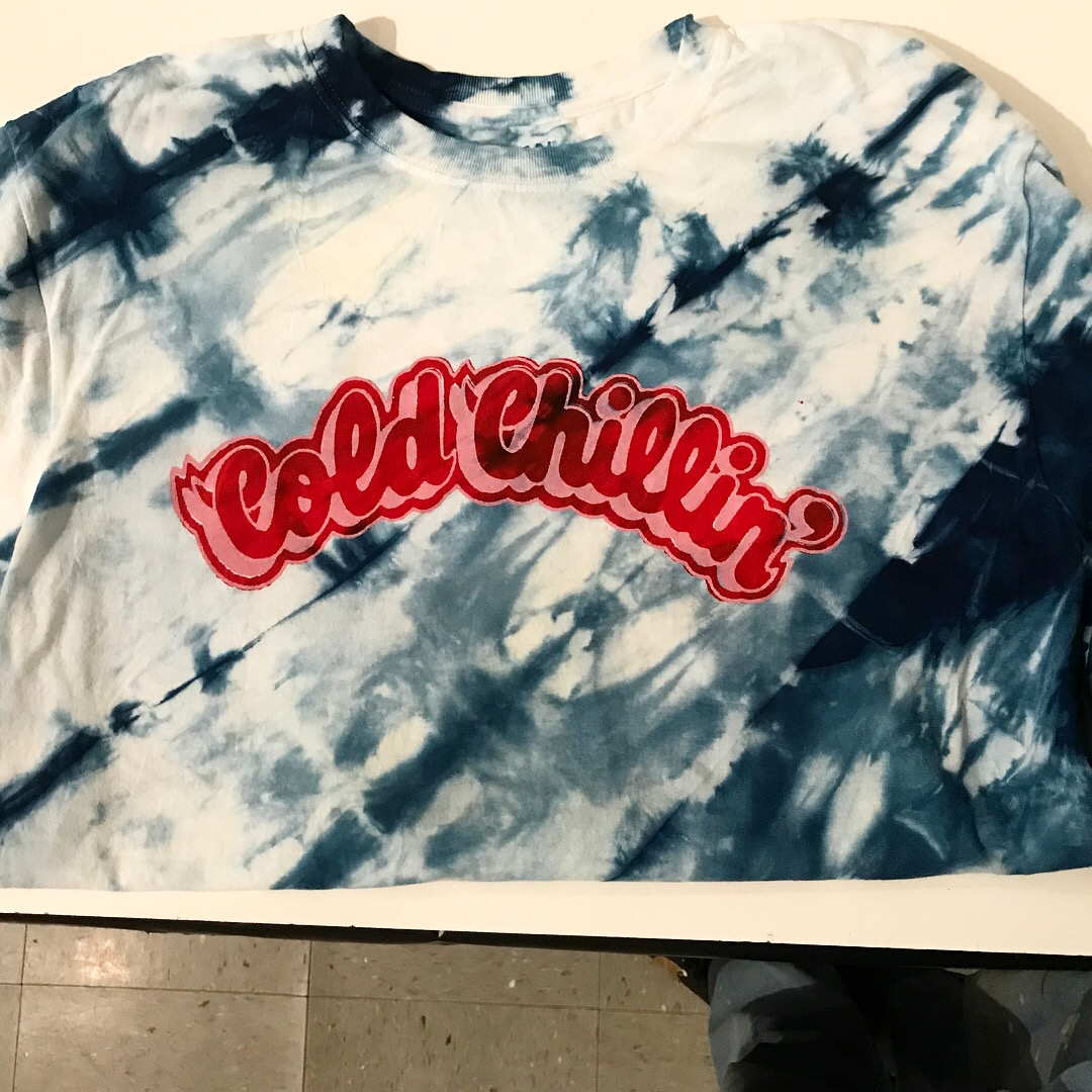 COLD CHILLIN   Various prints  $20