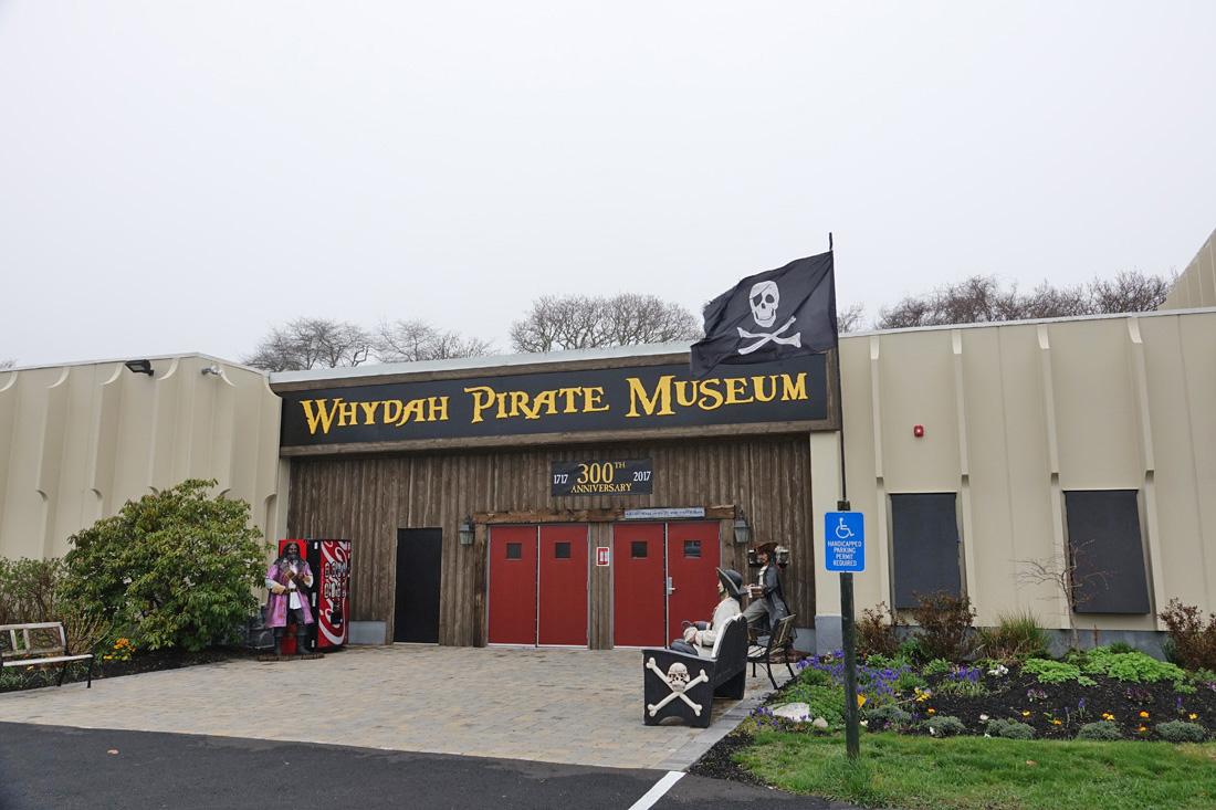 wydah pirate musuem - next door