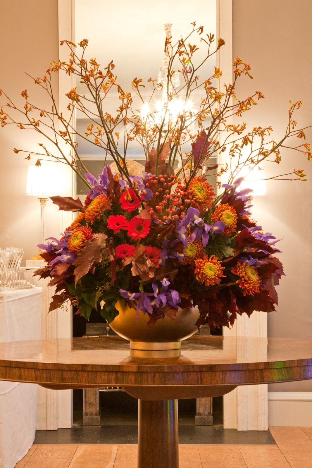 Caxton Manor Events Décor and Floral Arrangements