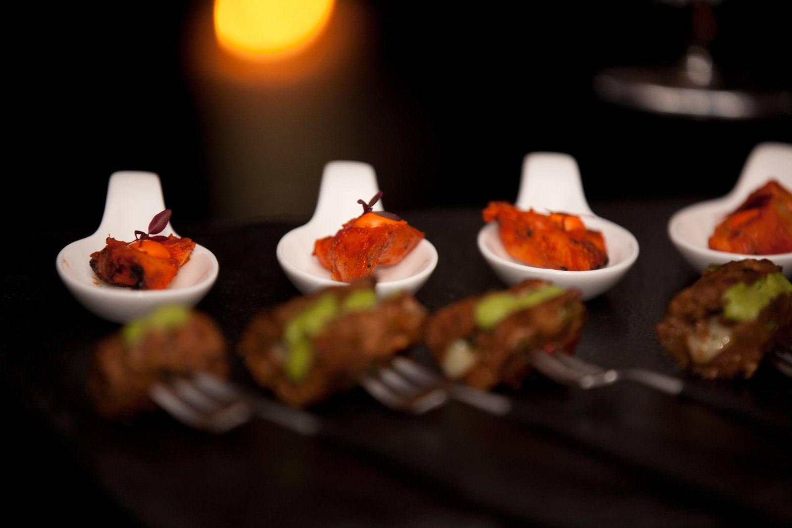 Caxton Manor Event Food and Drinks