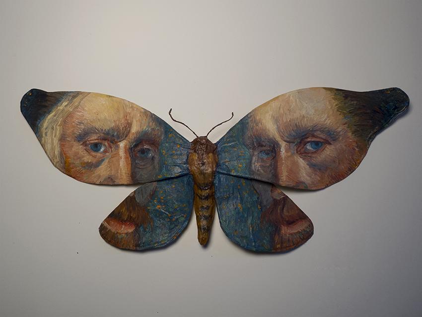 Moth No. 5 / Van Gogh