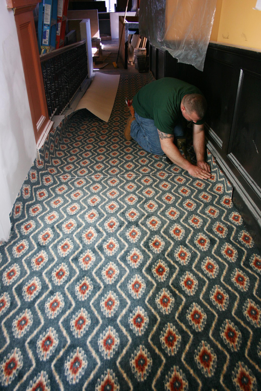 Our Lang Carpet Team Members