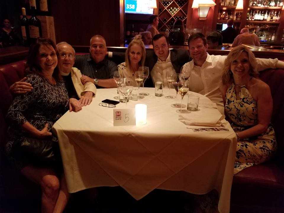 1, Father Powers, John and Jill Powers, Matt Barnard, Michael Christian and Mindy Stephens.jpg