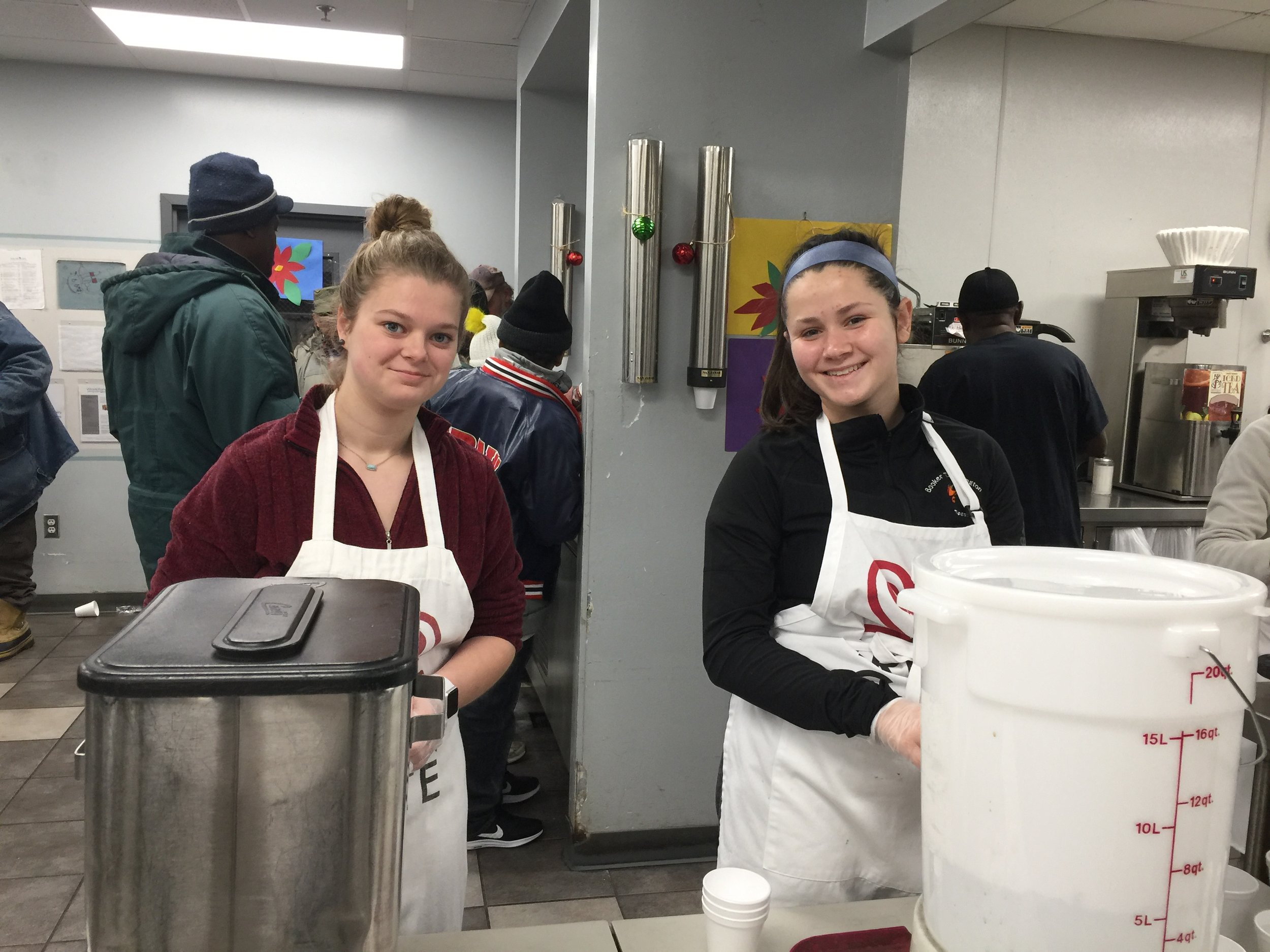 Volunteer - Take a day to serve the hungry of Tulsa. You can help serving our Community Meal, every day from 8:30-10:30AM, or help distribute groceries during our Food Pantry, W/F 11-1PM, Sat 10-12PM.