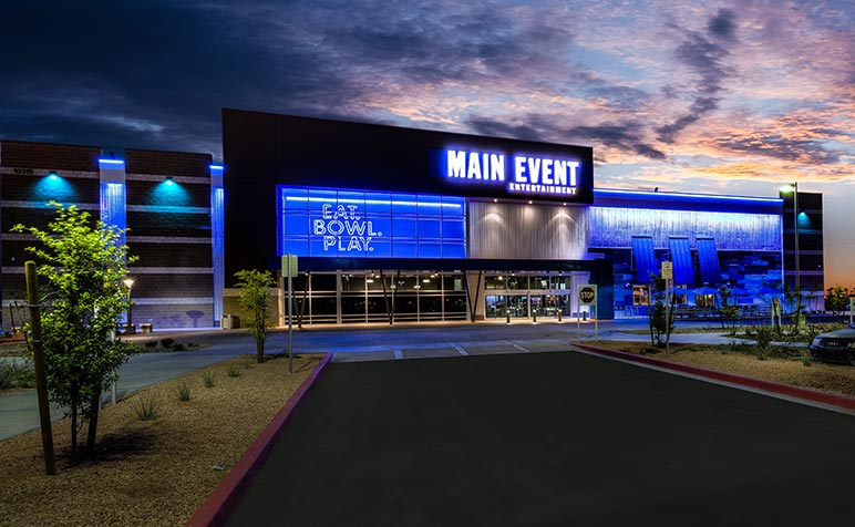 Thursday, July 18, 6-9pm - Beat the heat with some indoor fun at Main Event! Come out for a night of bowling, laser tag, arcade games & more. 20% of the nights proceeds will be donated. Just drop your receipt off at the end of the night into the receipt drop off box.
