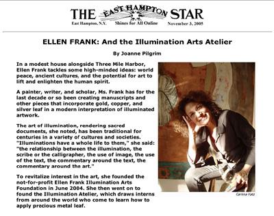 East Hampton Star Article