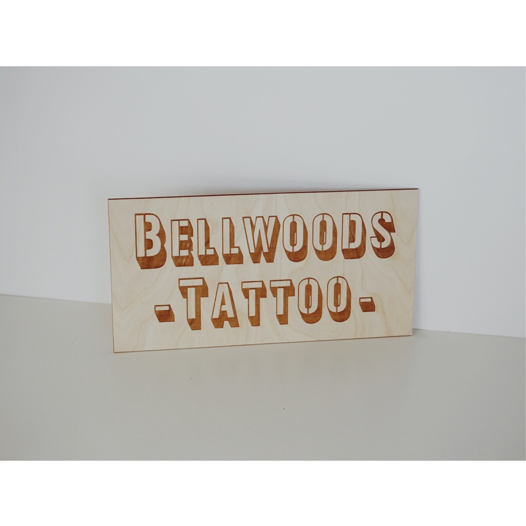 Custom Indoor Sign