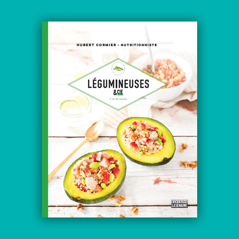 Retrouvez plus de 75 recettes dans mon livre Légumineuses & cie -