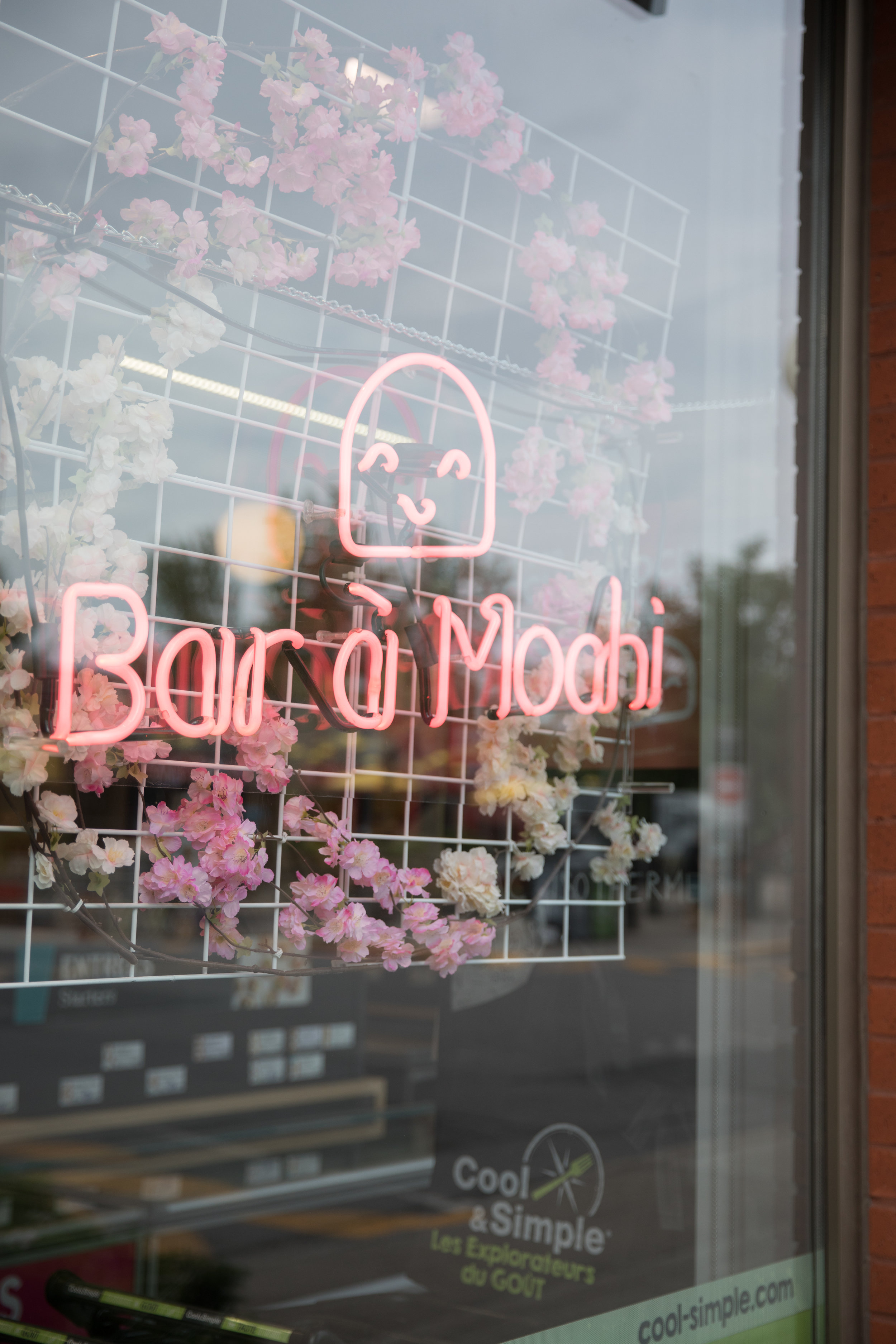Bar à mochi