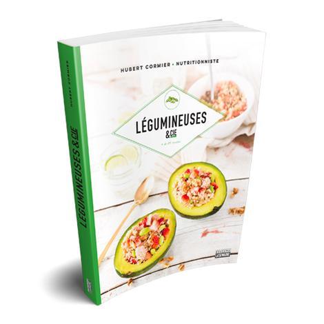 Pour plus d'idées de recettes à base de légumineuses, consulter mon livre légumineuses & cie! -
