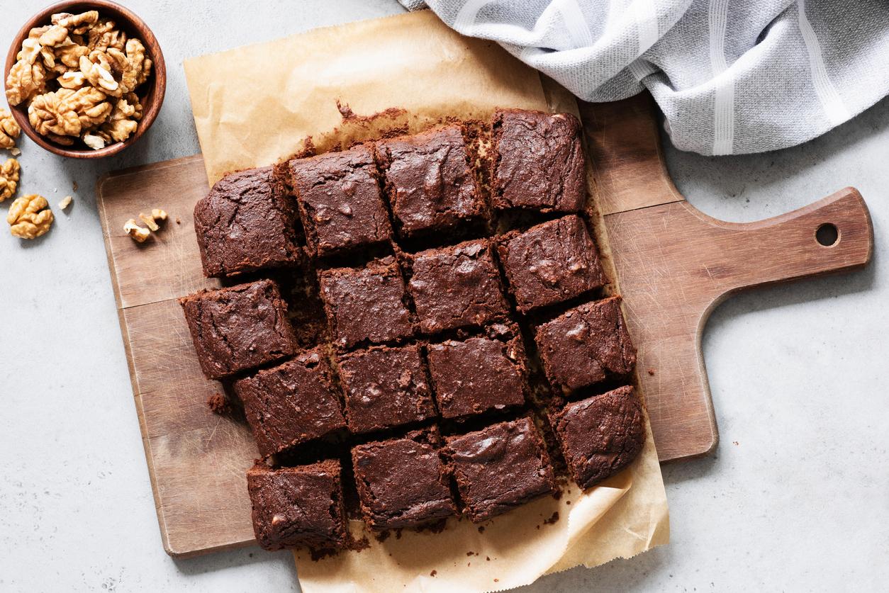 brownies au chocolat aliments interdits ou permis