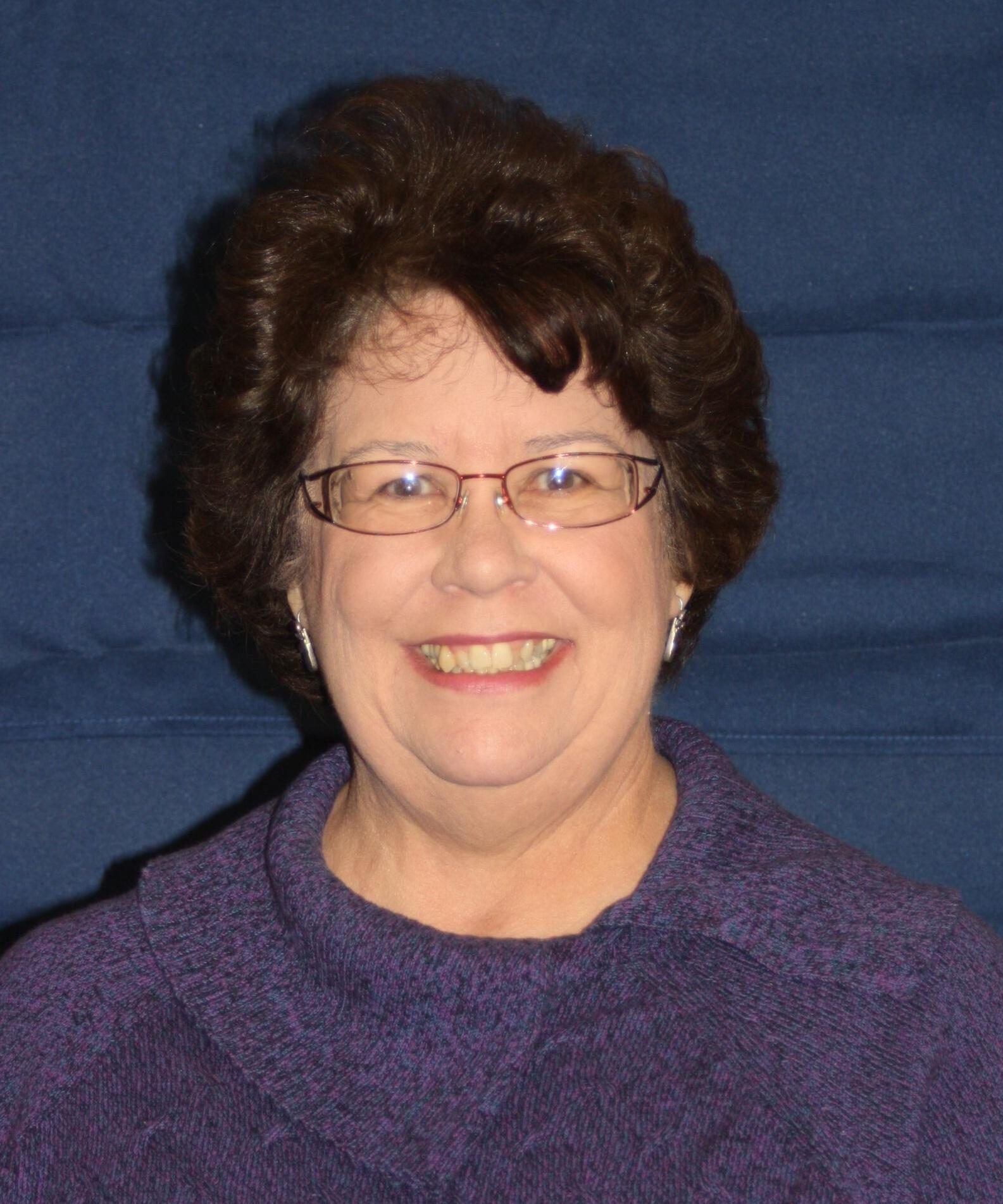 Parish Administrator Linda Gerdes