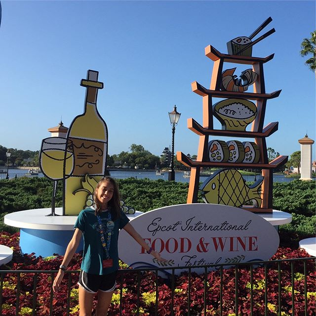 I have wanted to visit Disney during the Food and Wine Festival for a long time. We had a blast trying out different foods. #wequestforadventure #disneyworld #epcotfoodandwinefestival #adventureisoutthere #travel #exploringfamilies