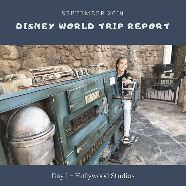 Finally getting around to writing a trip report for our September trip to Disney. Having fun going back through our pictures and notes. We spent our first afternoon at Hollywood Studios. Link to blog post in our bio. #wequestforadventure #disneyworld #disneyhollywoodstudios #traveling #wanderlust #lifeofadventure #familytravel #exploringfamilies
