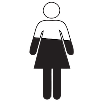 Females are 60% more likely to struggle with anxiety & stress related disorders than males