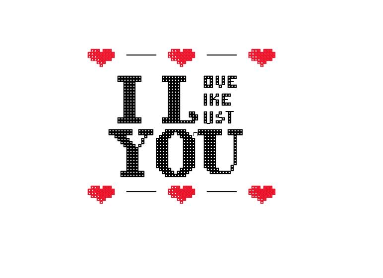 I Love, Like, Lust You