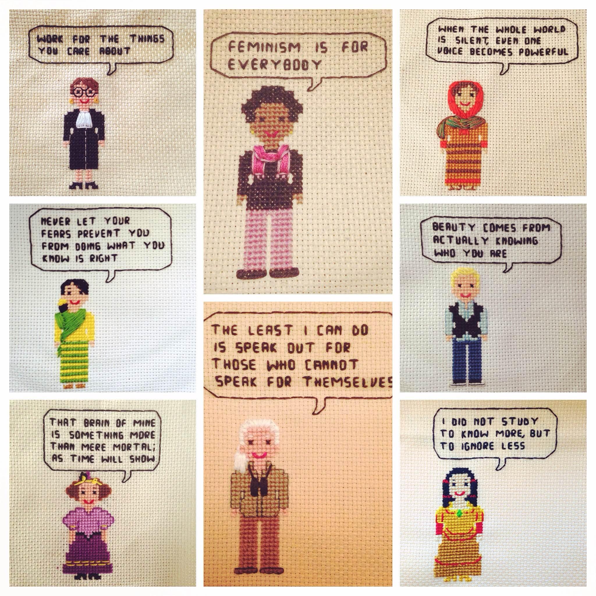 Badass Women Leaders Collection 1