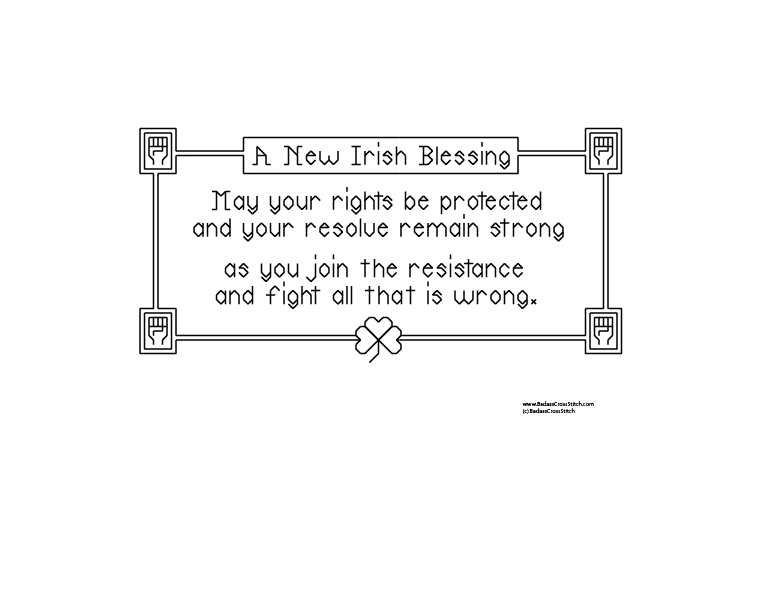 A New Irish Blessing