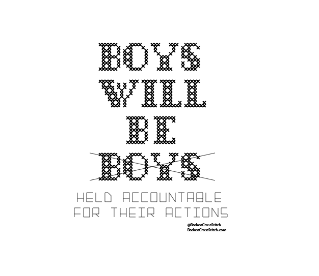 Boys Will Be Boys (Curse Free)