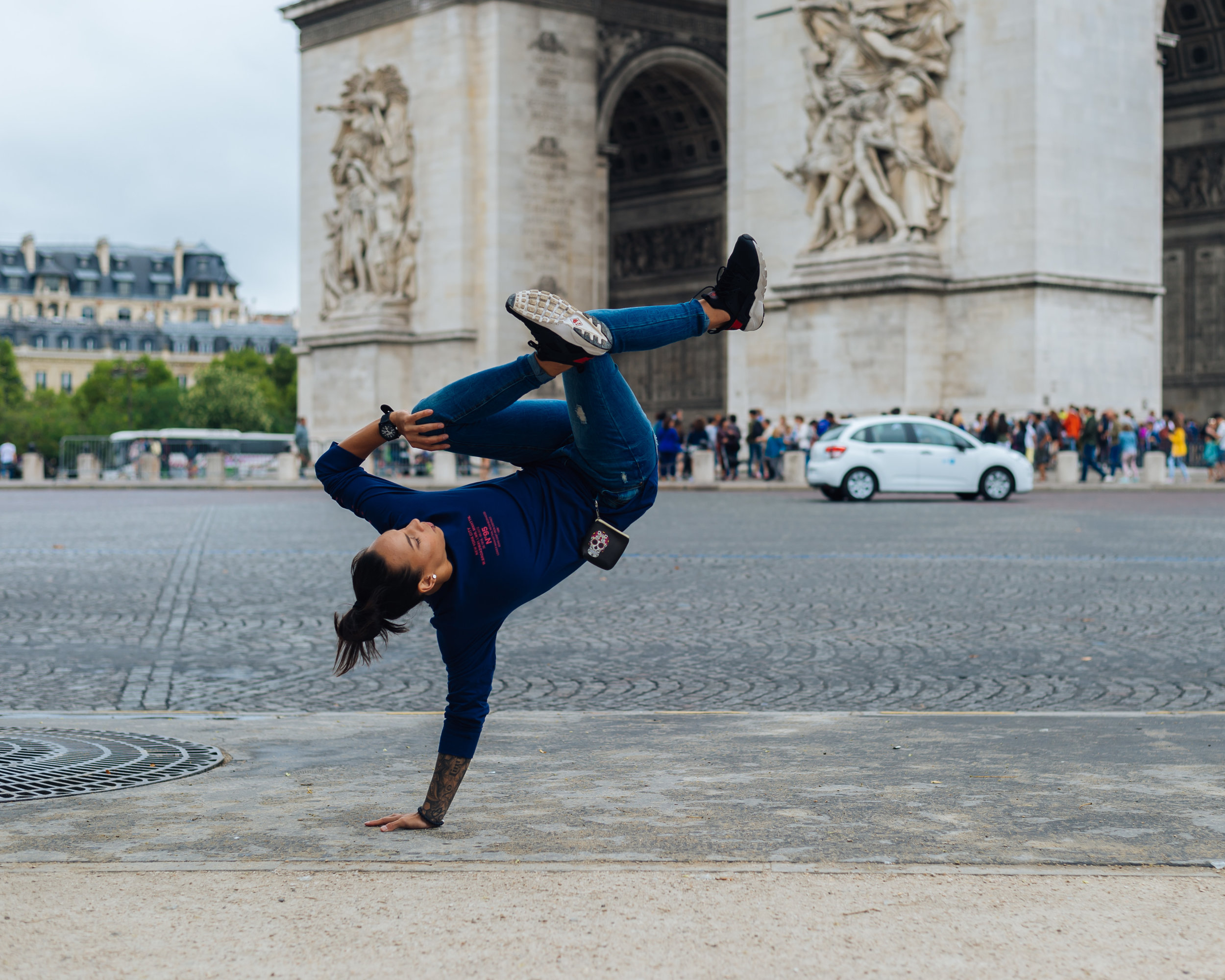Arc De Triomphe, TODE Photographe