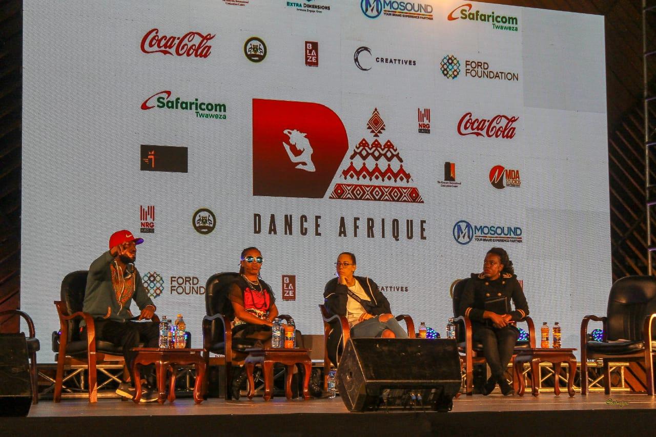 DANCE AFRIQUE, NAIROBI