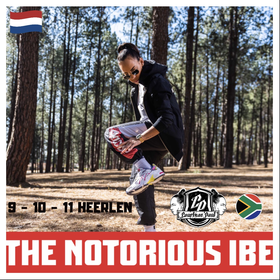THE NOTORIOUS IBE, HOLLAND