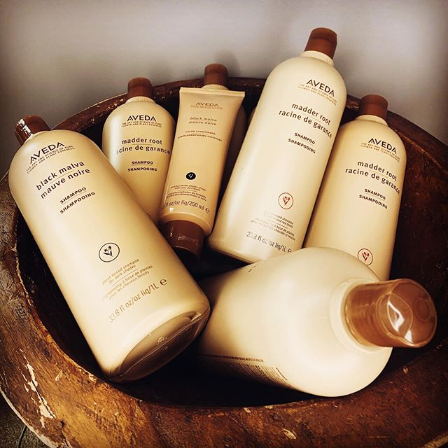 Aveda Madder Root and Black Malva are being discontinued. ☹️ Aveda Madder Root and Black Malva are 50% off! 😊