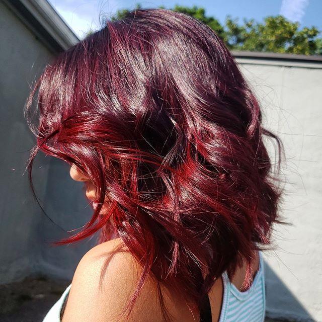 Red velvet by Kori.
