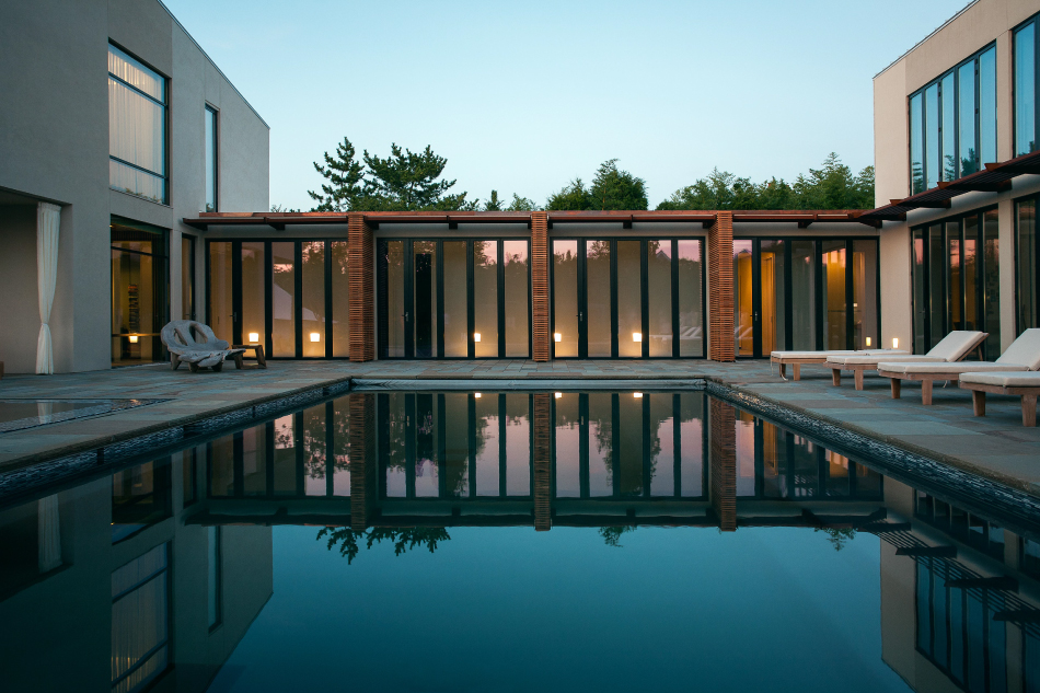 Architectural Digest - Architectural Digest deems Tommy Zung's architectural studio, Studio Zung, as one of the 'Top Architectural Firms to Watch'.January 2015, Read More