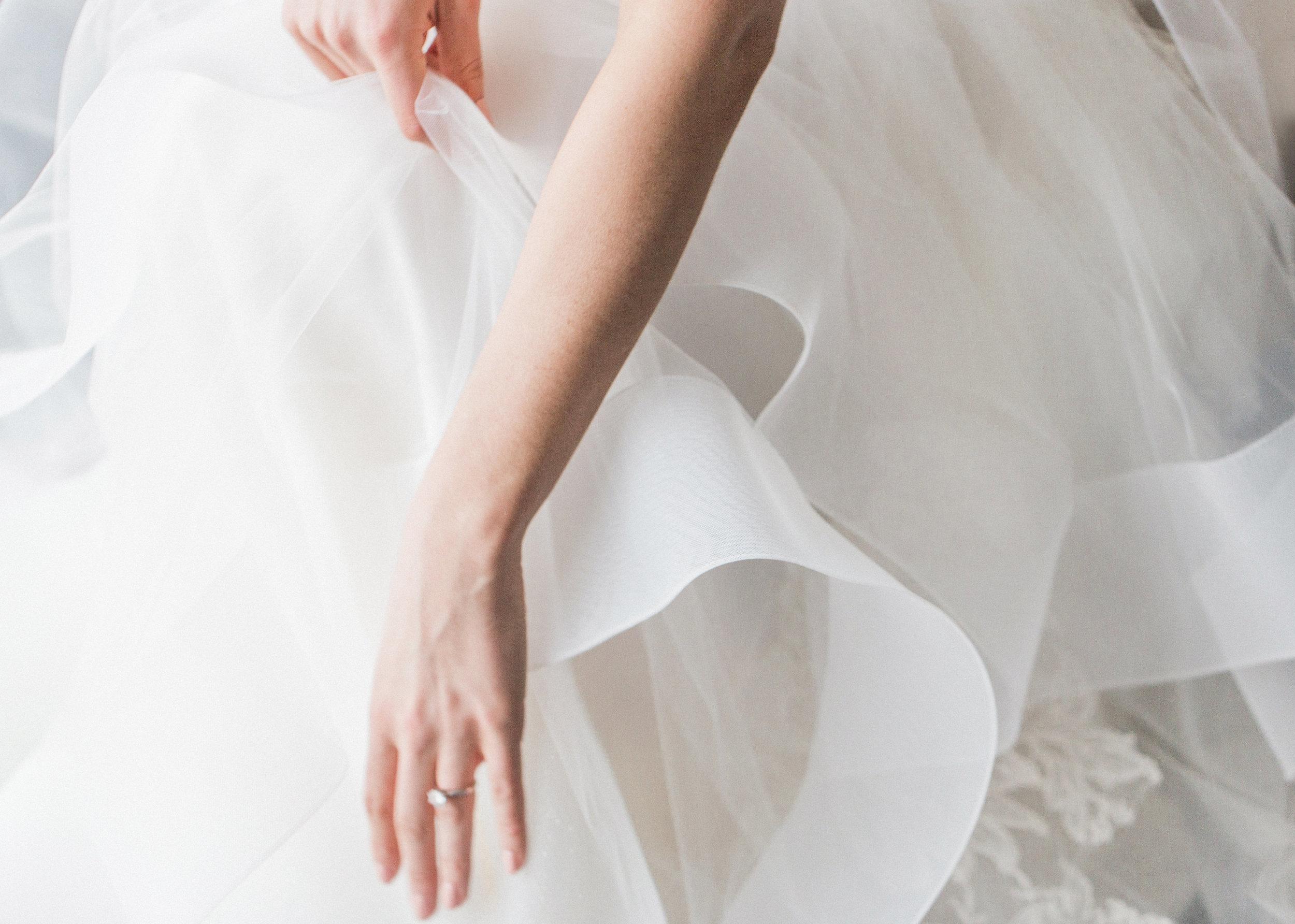 Dyanna LaMora Wedding Day Timeline