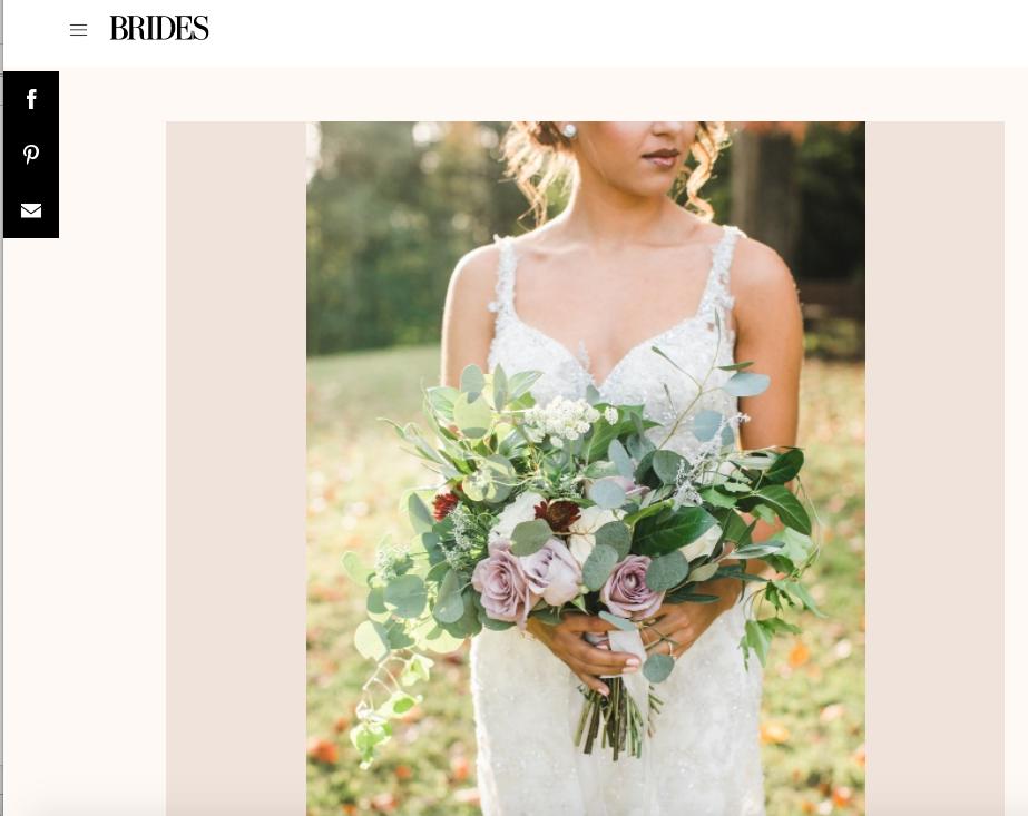 Brides Rose Bouquet