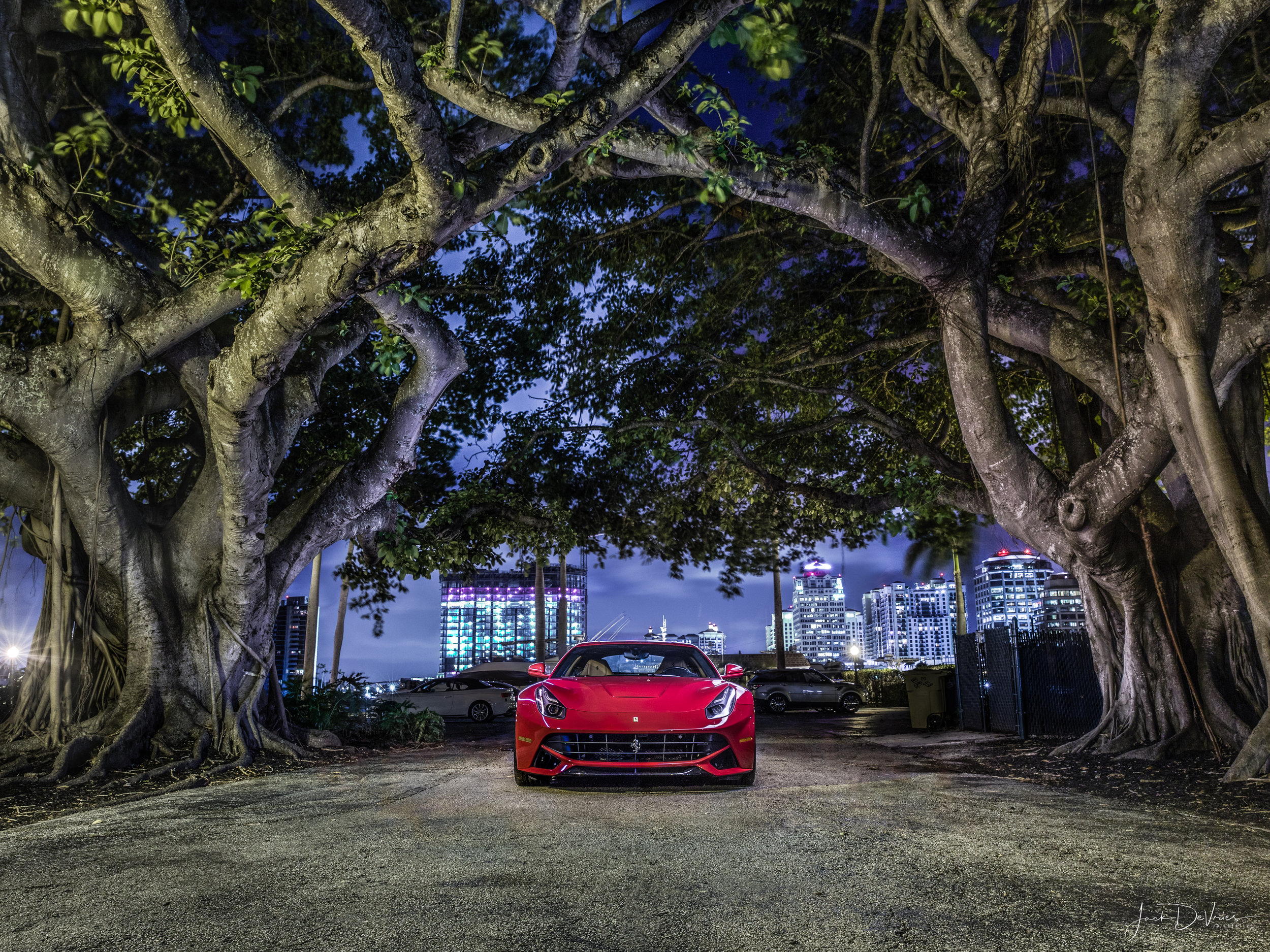 Ferarri-Palm Beach