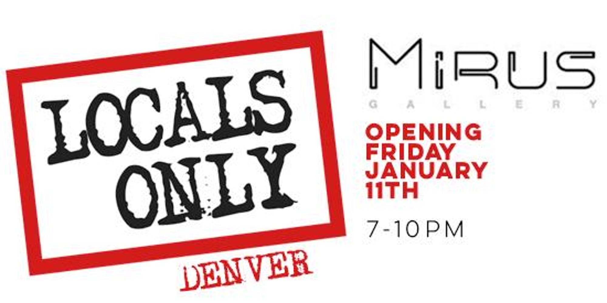 mirus gallery show