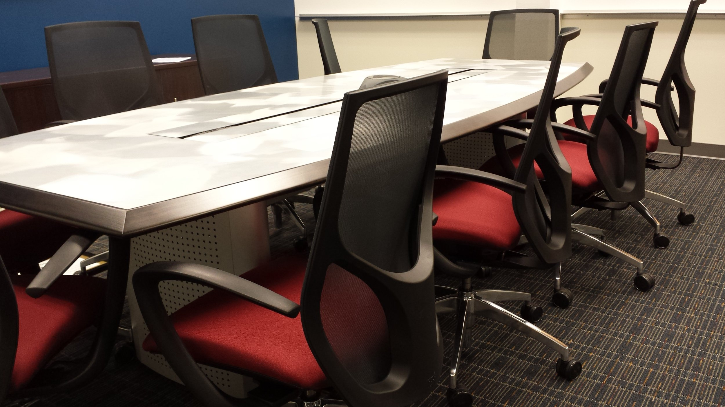9to5 seating vault series conference room