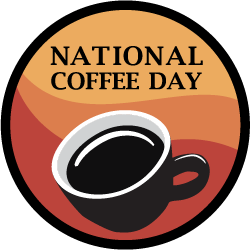 National Coffee Day Icon x250.png