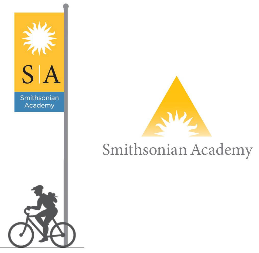 Smithsonian Academy Branding Design