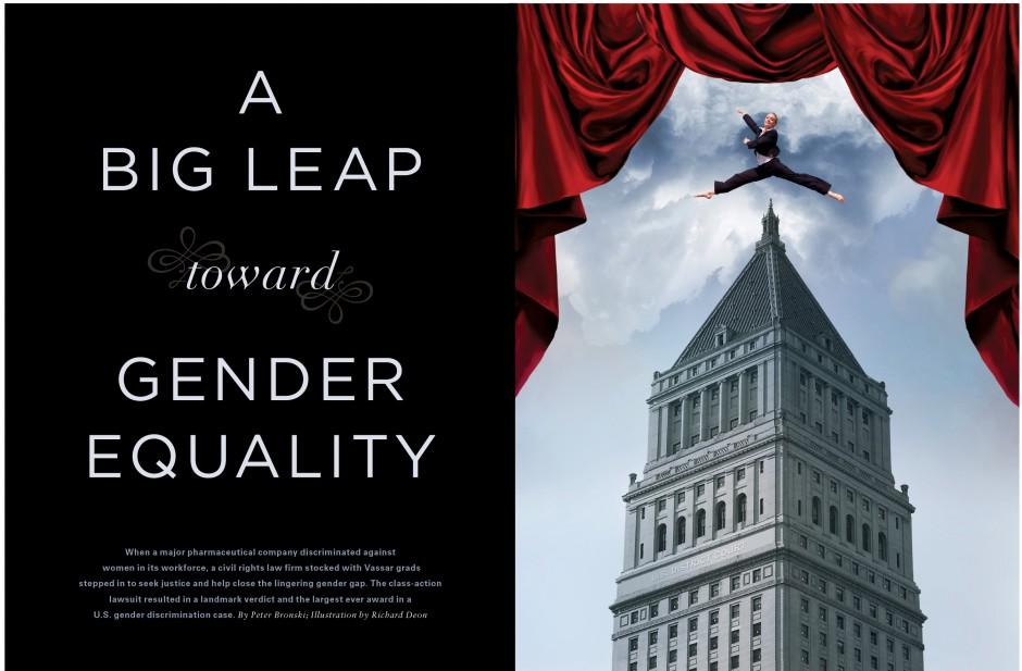 vassar gender equality