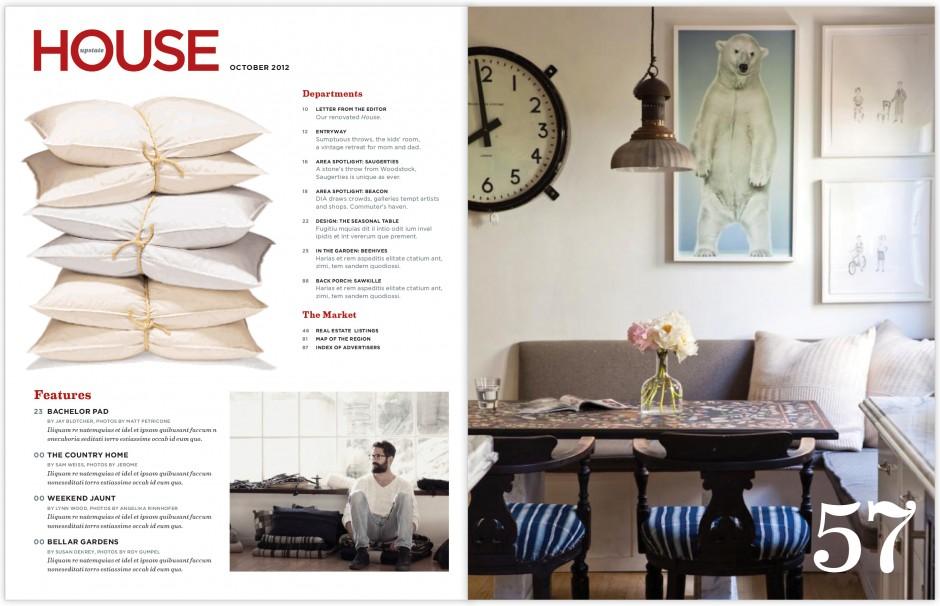 carla rozman chronogram upstate house luminary publishing hudson valley graphic design