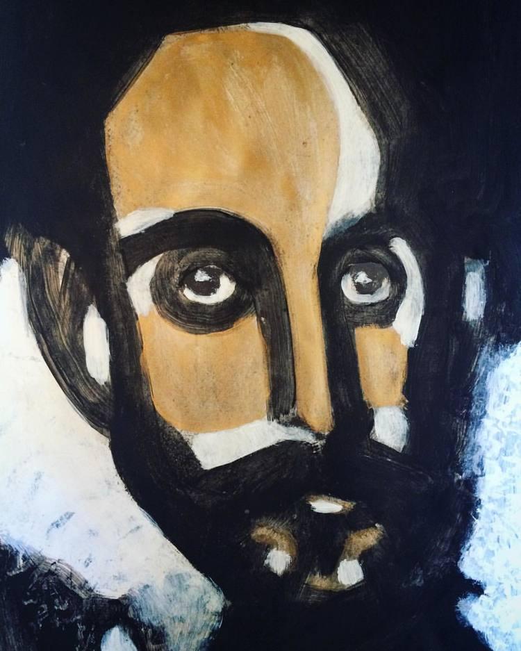 carla rozman el greco painting