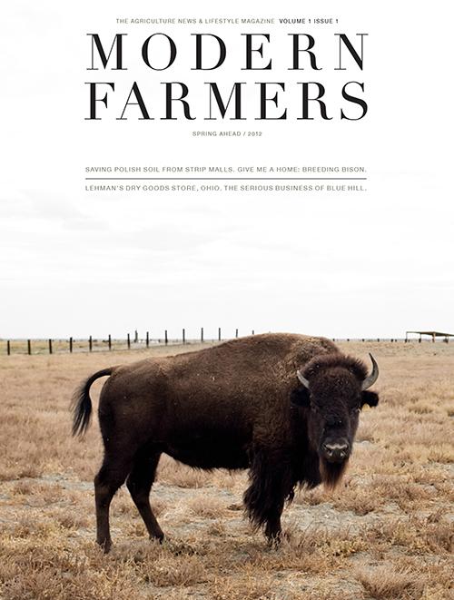 Modern Farmer Prototype Magazine Design 1