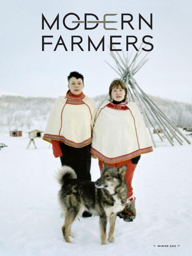 Modern Farmer Prototype Magazine Design Woody Pirtle Carla Rozman