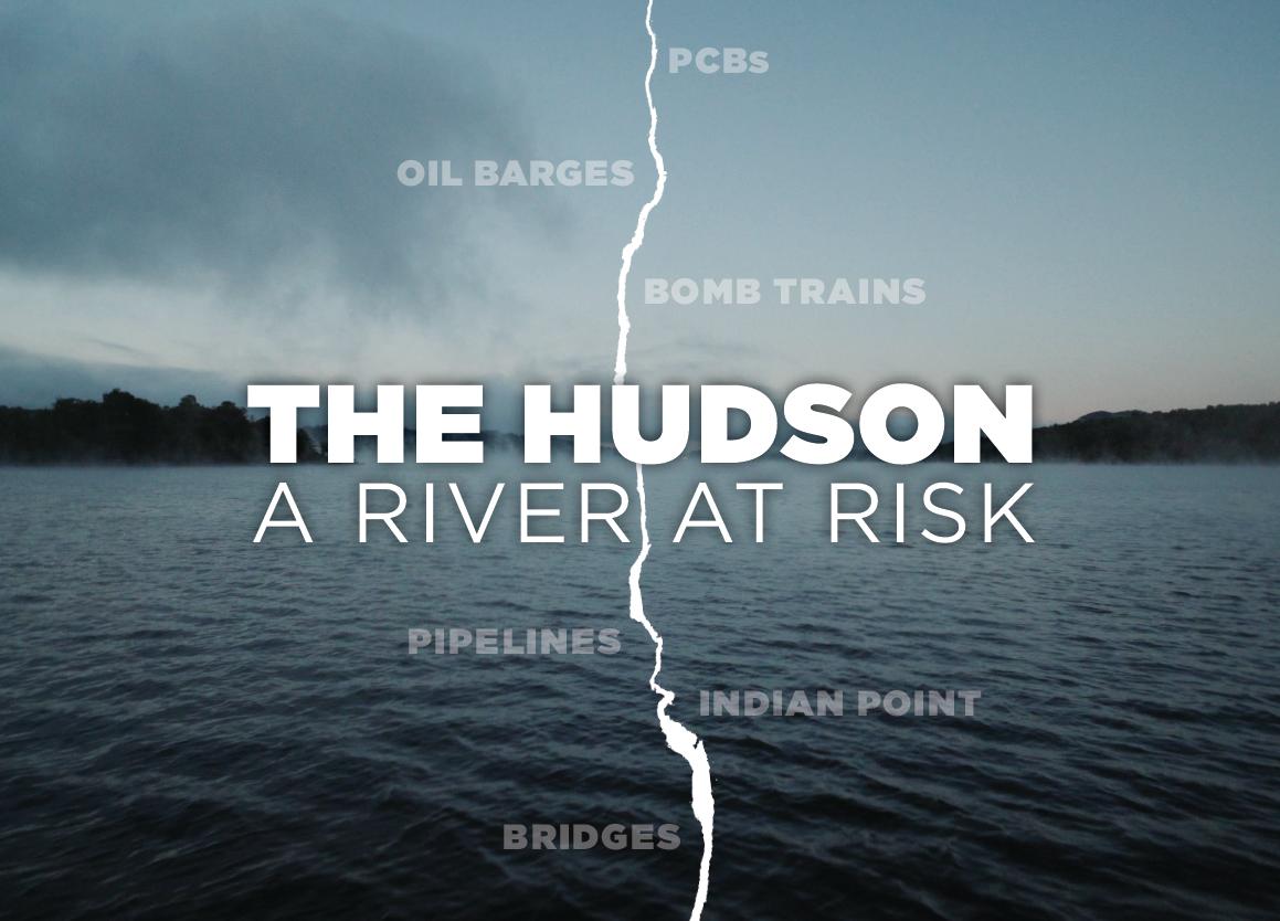 hudson river at risk